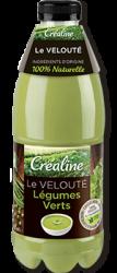 Velouté légumes verts soupe fraiche Créaline