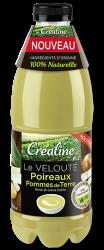 Recette vichyssoise : soupe poireaux pommes de terre au rayon frais Créaline