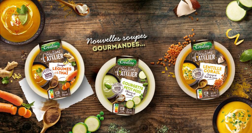 légumes soupes