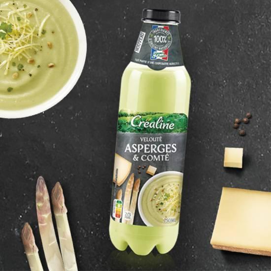 soupe asperges comté gourmande