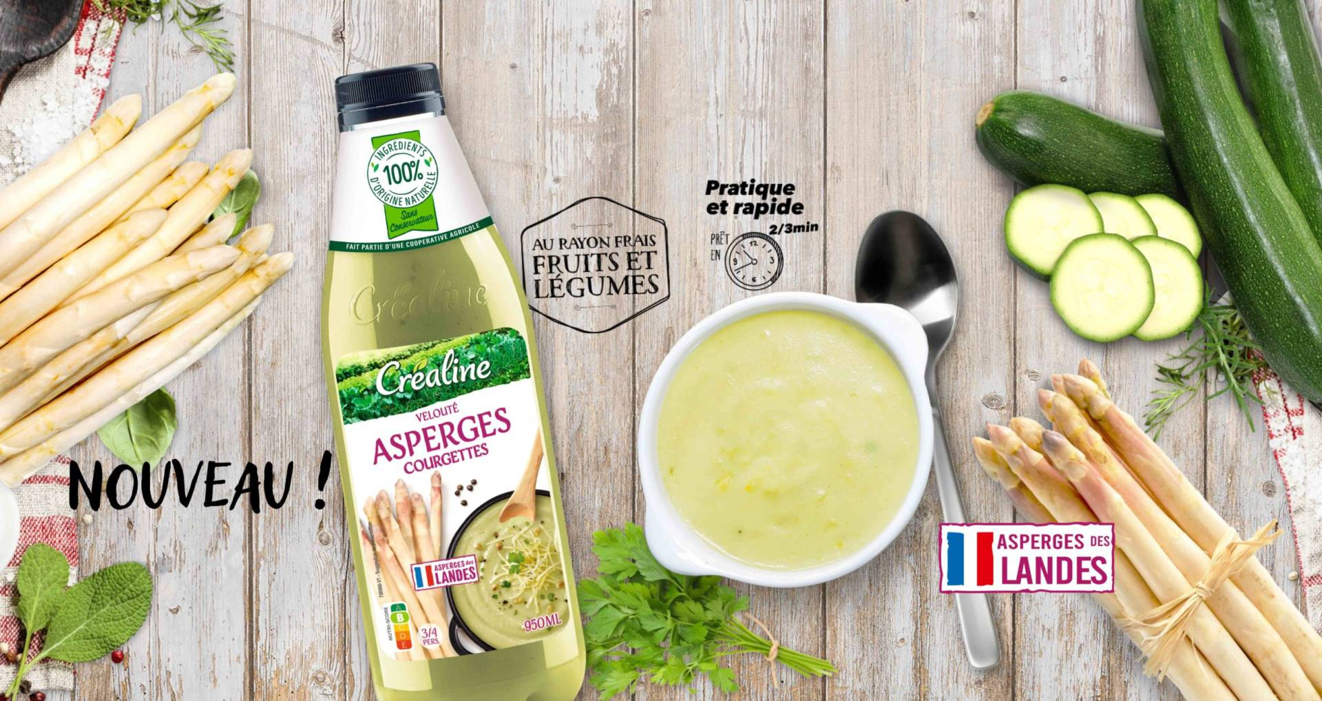 veloute asperges